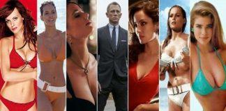 Hottest Bond Girls