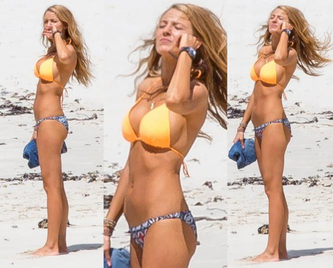 Hottest-Hollywood-Bikini-Bodies-Blake-Lively