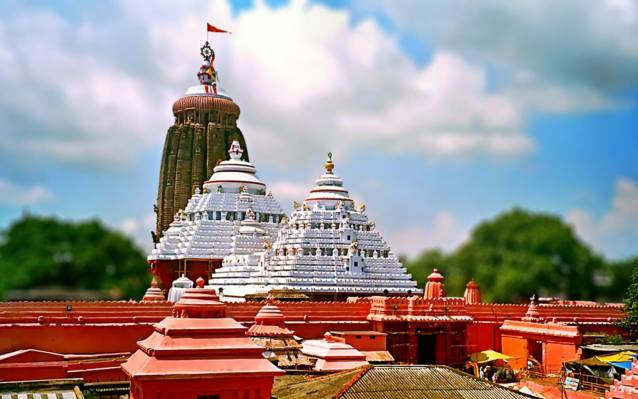 Religious-Places-In-India-Lord-Jagannath-Puri