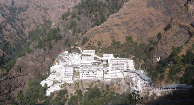 Religious-Places-In-India-Vaishno-Devi-Jammu