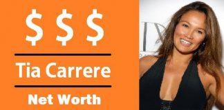 Tia Carrere Net Worth