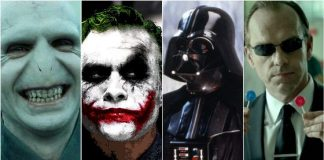 Top 10 Villains