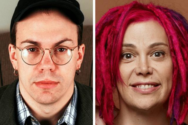 Transgender-Celebrities-Before-And-After-Lana-Wachowski