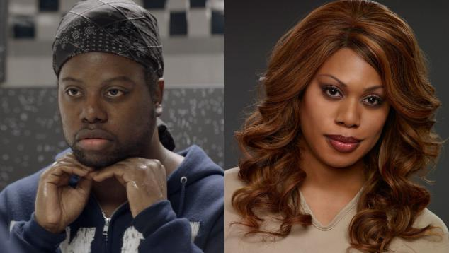 Transgender-Celebrities-Before-And-After-Laverne-Cox