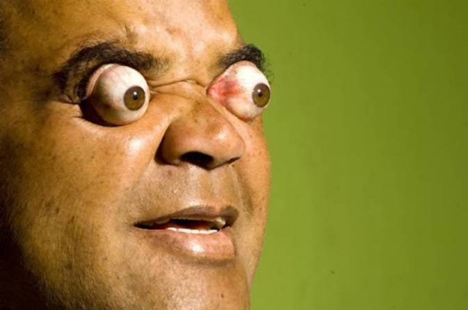 10 Weird And Strange People That Will Scare The Hell Out ...