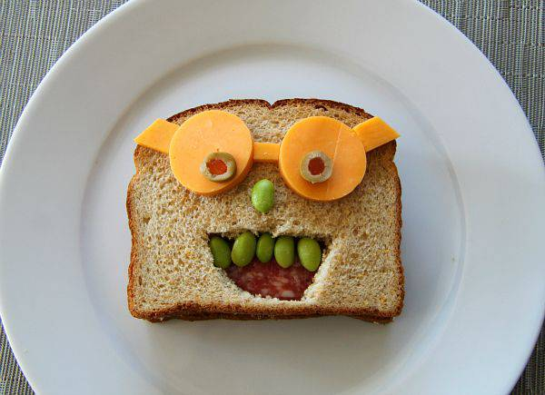 Easy-Food-Art-Kids-Sandwich
