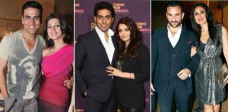 Hottest Bollywood Couples