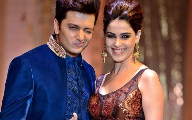 Riteish-and-Genelia-Deshmukh