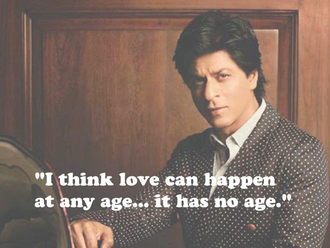 10 Shahrukh Khan Quotes That Prove He Is The King Of Bollywood