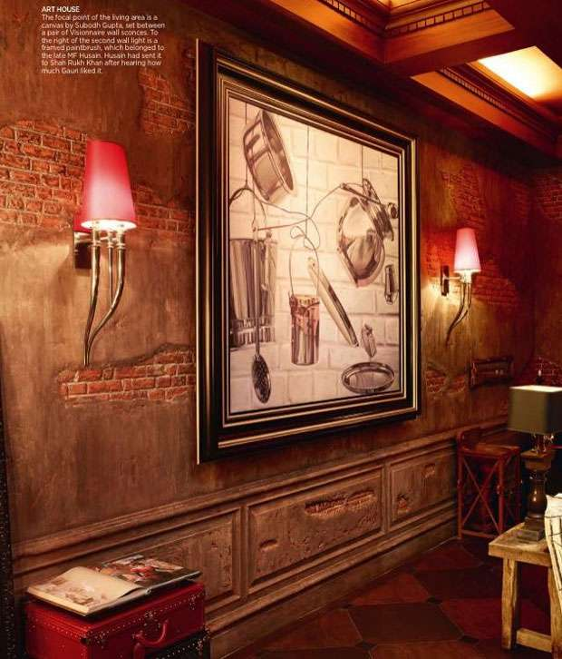 Have A Look At The Stunning Photos Of Shahrukh Khan 39 S House 39 Mannat 39