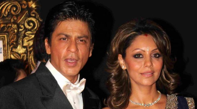 Shahrukh-and-Gauri-Khan