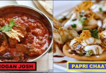 Traditional Indian Foods
