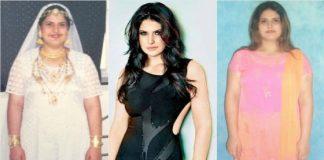 Zarine Khan Weight Loss
