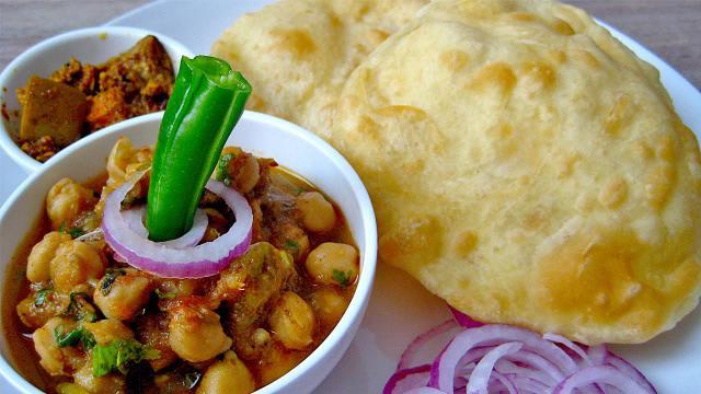 chole-bhature