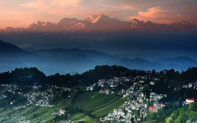 Darjeeling-West-Bengal