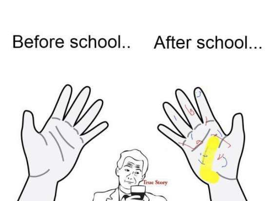 Funny Meme Quotes About School : Funny school memes that will make you feel nostalgic