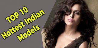 Hottest Indian Models