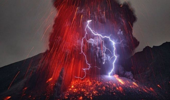 Volcanic-Thunderstorm