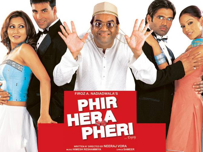 Hindi Comedy Movies List