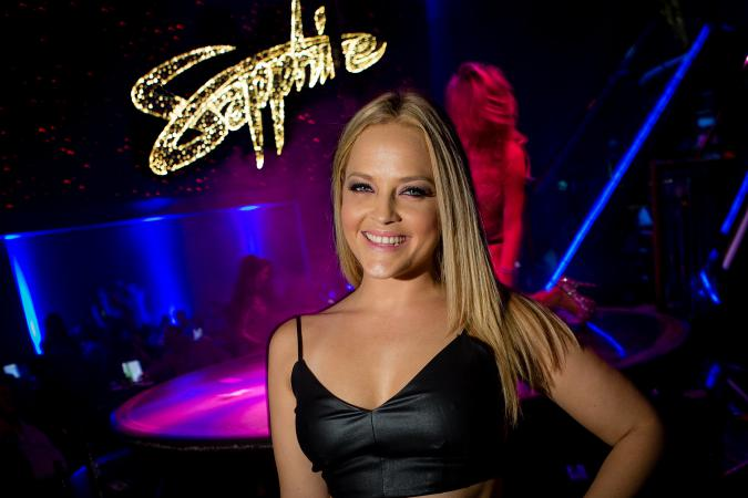 Alexis Texas Strip Club