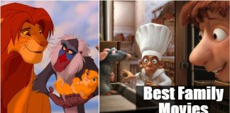 Best Hollywood Family Movies