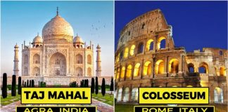 Famous Buildings In The World