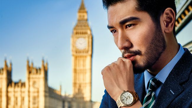 Handsome-Man-Godfrey-Gao
