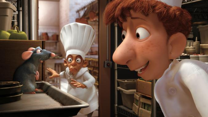 Hollywood-Family-Movies-Ratatouille-2007