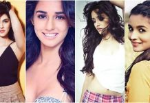 Young Bollywood Heroines