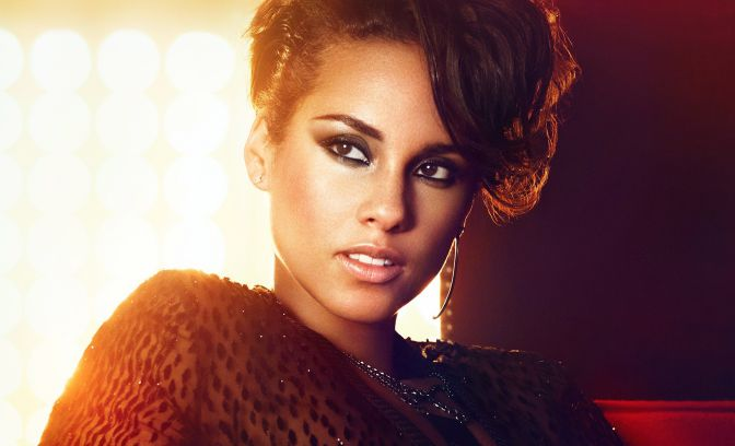 Beautiful-Black-Women-Alicia-Keys