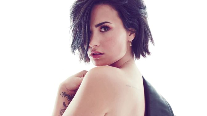 Beautiful-Mexican-Woman-Demi-Lovato