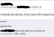 Funniest Facebook Comments