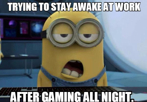 Funny No Sleep Meme : 10 funny game memes that perfectly describes a gamer's life