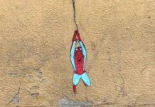 Genius Vandalism Art