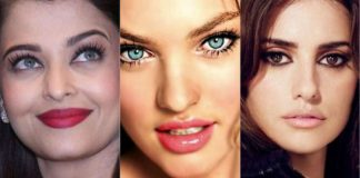 Top 10 Most Beautiful Eyes Female Celebrities