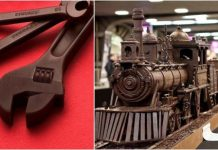 Unusual Things That Are Made From Chocolate