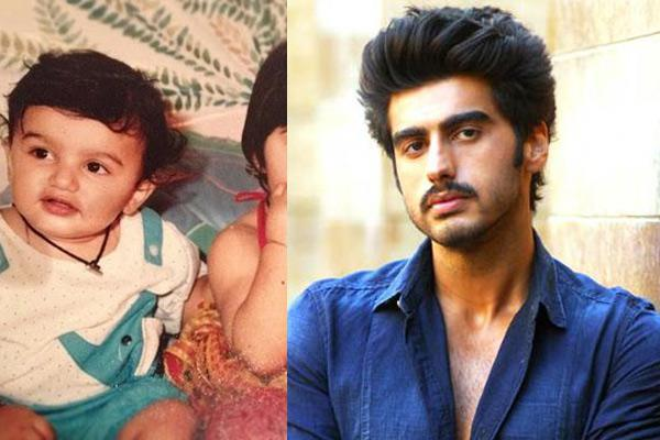 Arjun-Kapoor-Childhood-And-Now