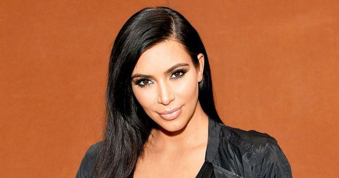 Attractive-Woman-Kim-Kardashian