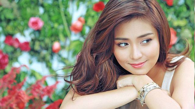 Beautiful-Filipino-Actress-Kathryn-Bernardo