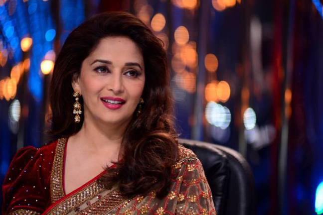 Beautiful-Older-Woman-Madhuri-Dixit