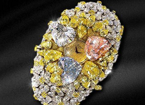Chopard-201-Carat-Watch-25-Million-USD