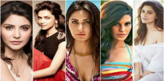 Hottest Bollywood Actresses On Instagram