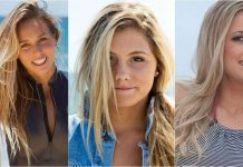 Hottest Female Surfers