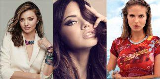 Hottest Lingerie Models