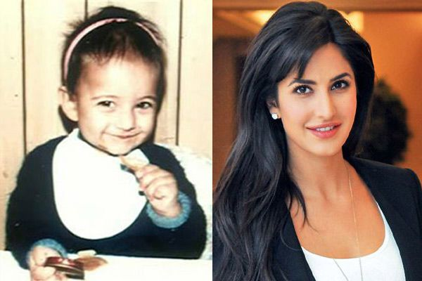 Katrina-Kaif-Childhood-And-Now