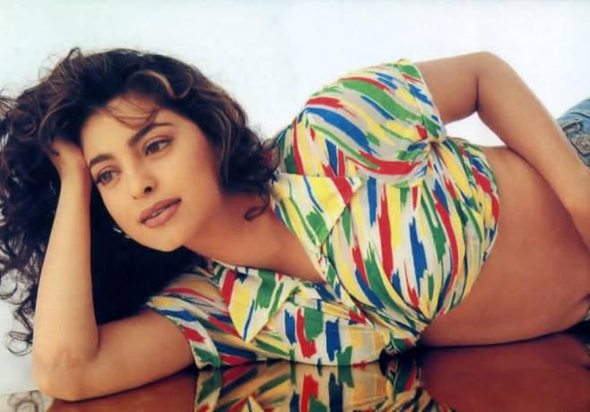 Miss-India-Juhi-Chawla