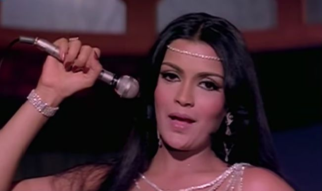 Miss-India-Zeenat-Aman