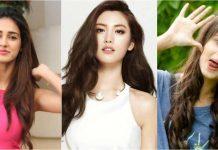 Most Beautiful Asian Girls
