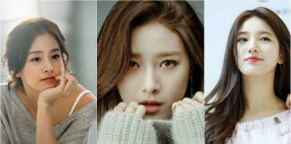 Most Beautiful South Korean Actresses