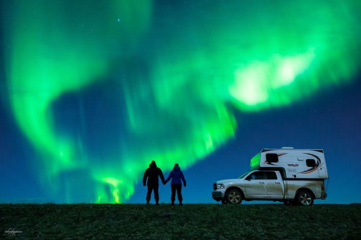 Photographer-Proposed-Under-Northern-Lights-8